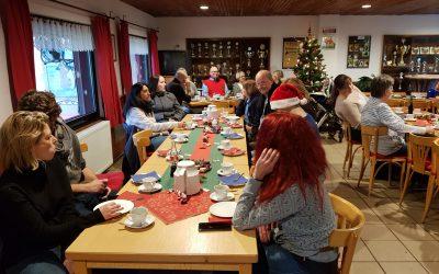 Weihnachtsfeier im SV OG Uerdingen am 7.12.2019
