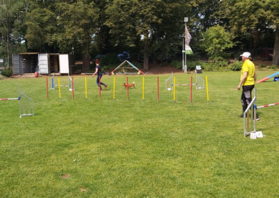 Agility Training 15