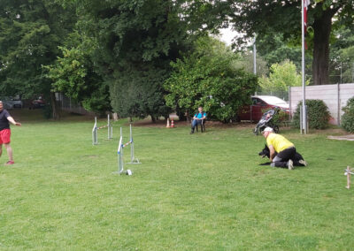Agility Training 23